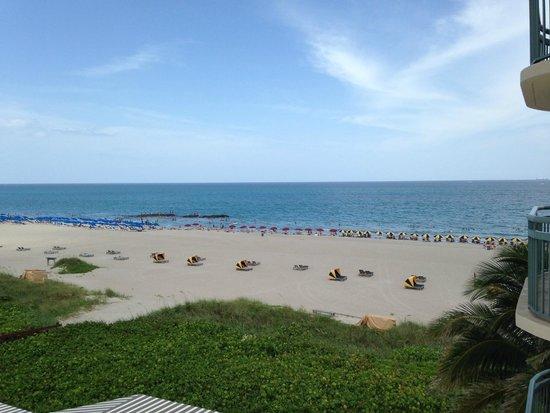 Hilton Singer Island Oceanfront/Palm Beaches Resort: Beach