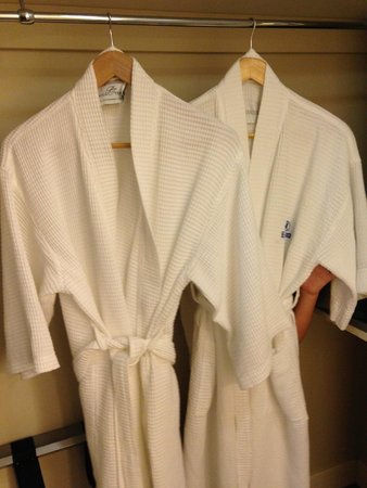 Hilton Singer Island Oceanfront/Palm Beaches Resort: Robes
