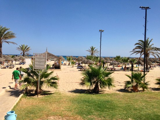Hotel Paradis Palace : spiaggia