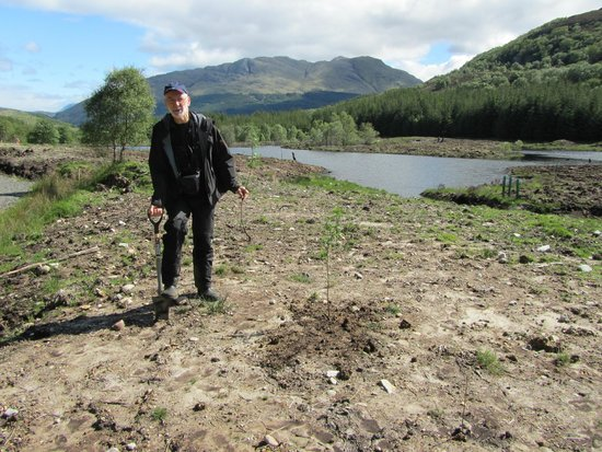 Highland Titles Nature Reserve: Stewart