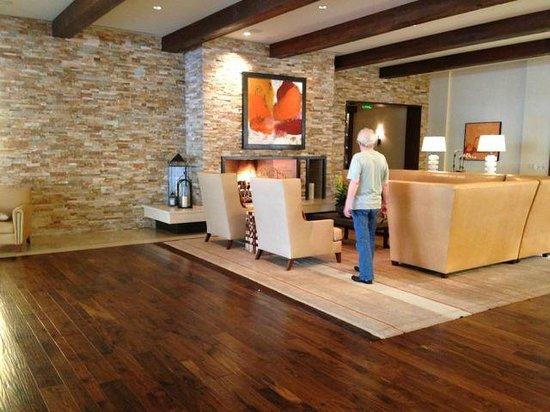 The Ritz-Carlton, Rancho Mirage: Lobby at the Ritz-Carlton Rancho Mirage, in Palm Springs