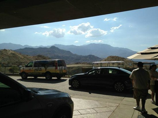 The Ritz-Carlton, Rancho Mirage: The parking service was very good