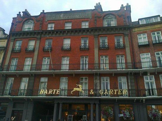Clarion Collection Harte & Garter Hotel & Spa: outside