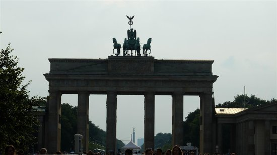 Scandic Berlin Potsdamer Platz: Brandenburger Tor Berlin