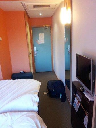 Ibis Marrakech Centre Gare: Room entrance