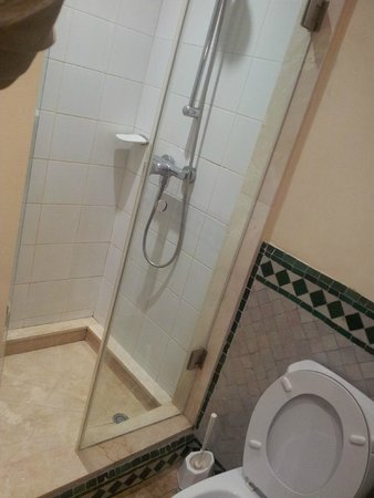 Ibis Marrakech Centre Gare : Shower