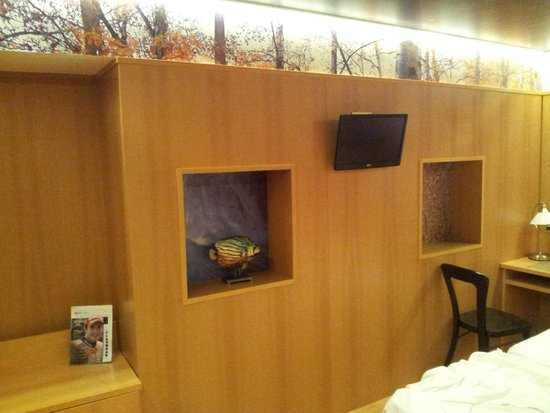Hotel De Martin: the room