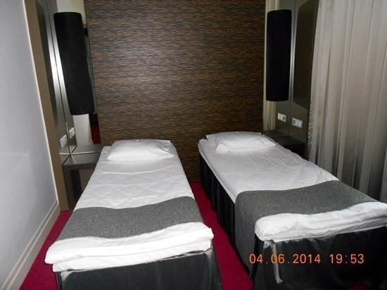 Tallink Hotel Riga: Interno camera