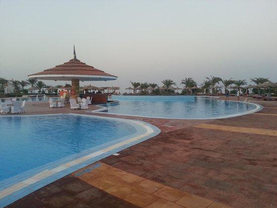 Fantazia Resort: piscine