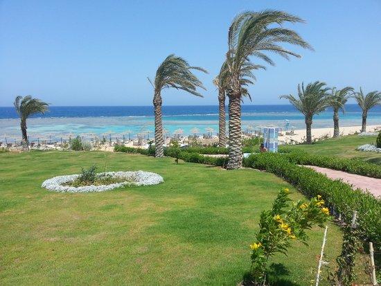 Fantazia Resort: panorama