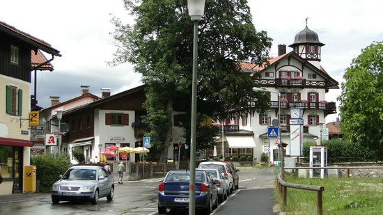 Karma Bavaria: городские домики