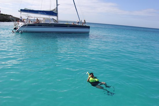 Mirabella Happy Sailing: Sint Maarten is beautiful