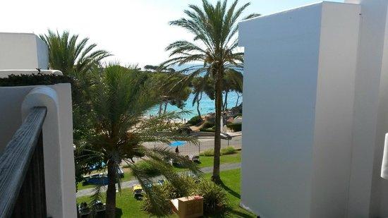 Inturotel Esmeralda Park: Sea view from balcony
