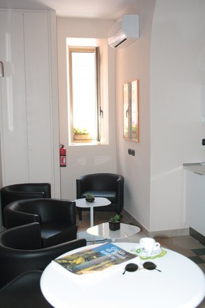 Rooms For You: sala comune