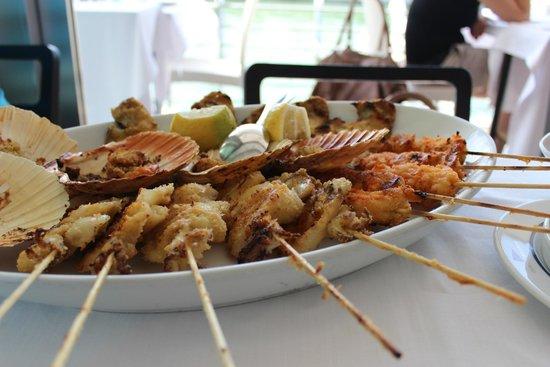 Club Nautico : потрясающее блюдо
