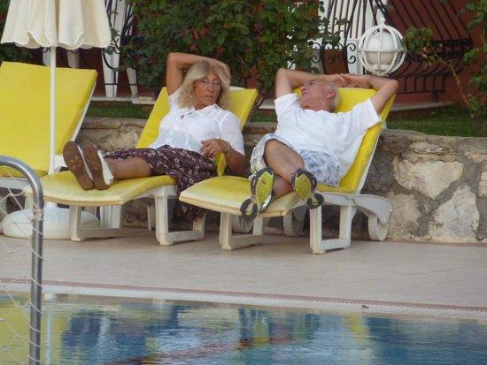 Olympos Hotel: Mama & Papa