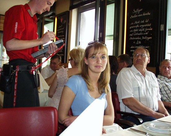 Steakhouse Ontario: Делаем заказ