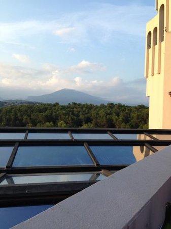 Club Med Opio Provence : vue du restaurant