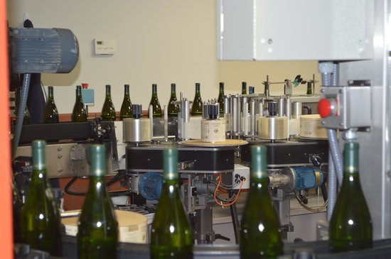 Cakebread Cellars: Great wine in the making...