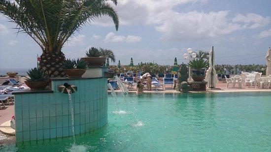 Hotel Castiglione: Piscina