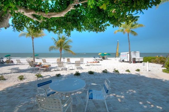 Sandpiper Gulf Resort Fort Myers Beach Fl