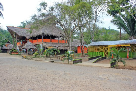 Belize Jungle Trek: Belize Cave Tubing