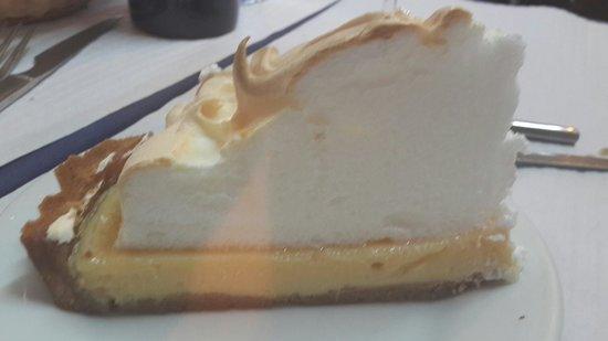 Stop de Bairro: Old time lemon pie