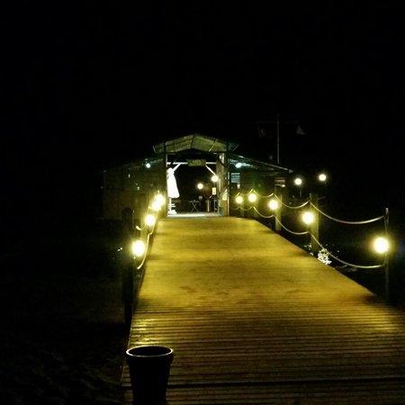 Paloma Grida Resort & Spa : Ada fish restaurant