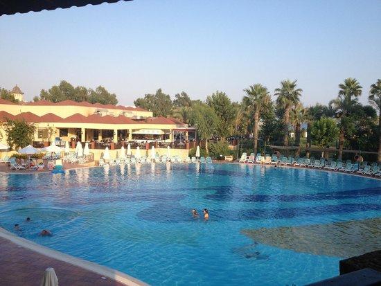 Paloma Grida Resort & Spa : Main pool