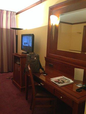 Radisson Blu Hotel, Paris Charles de Gaulle Airport: номер