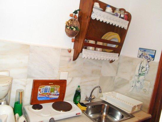 Merovigliosso Apartments: cucinino