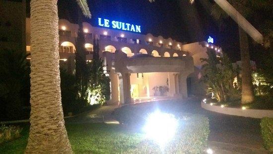 SENTIDO Le Sultan : Main Entrance