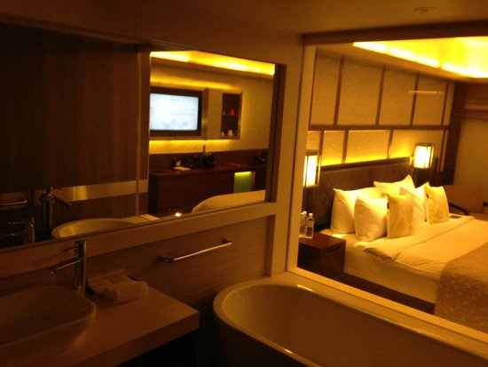 Pan Pacific Singapore: Bagno