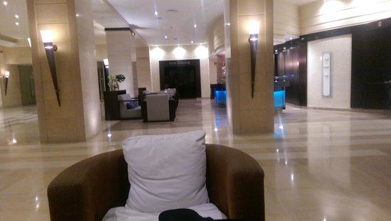 SENTIDO Le Sultan : Main Lobby