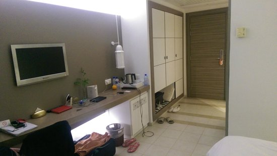 SENTIDO Le Sultan : Room