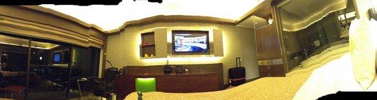 Pan Pacific Singapore: TV