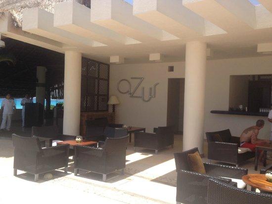 Live Aqua Beach Resort Cancun: Azur, our favorite restaurant there!