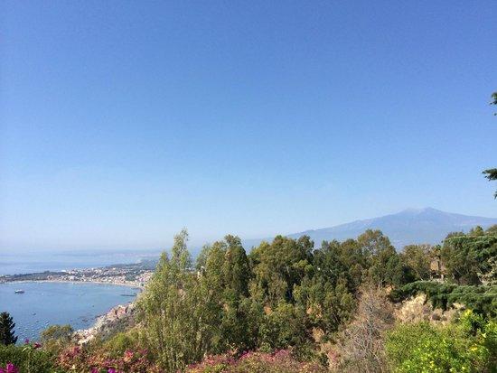 San Domenico Palace Hotel : The View