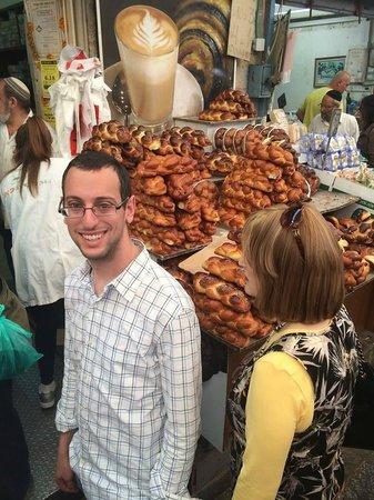 Shalom Israel Day Tours : Market in Jerusalem
