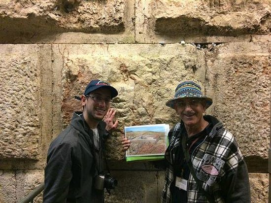 Shalom Israel Day Tours : Underground at the Western Wall