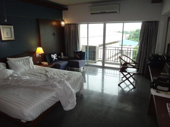 Bonito Chinos Hotel: room