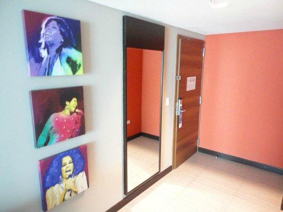 Hard Rock Hotel Panama Megapolis: entrada