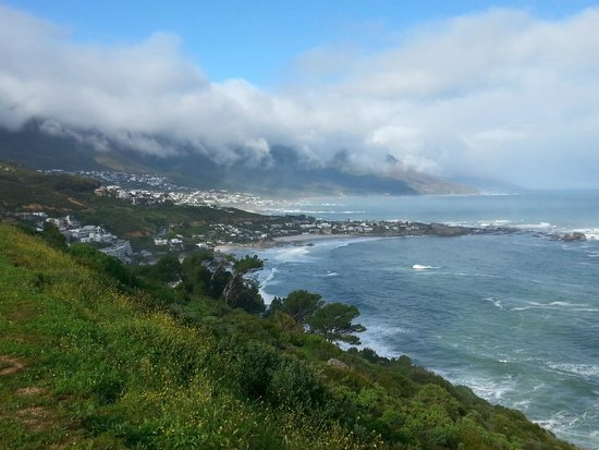 Glen Boutique Hotel & Spa: Along the coast