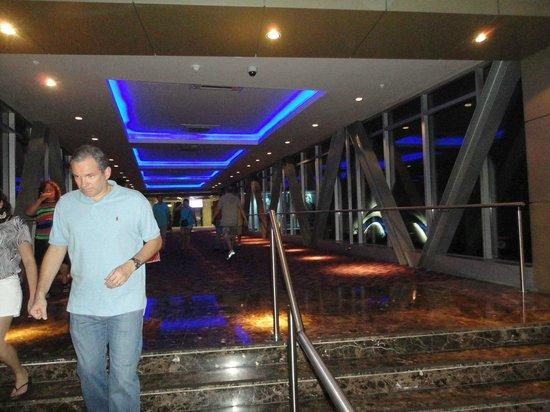Hard Rock Hotel Panama Megapolis: conexion con multicentro