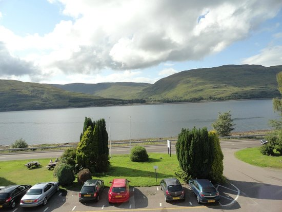 Bay Caledonian Hotel: View from the room