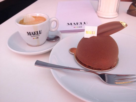 Cafe Maelu: Divino doce mouse