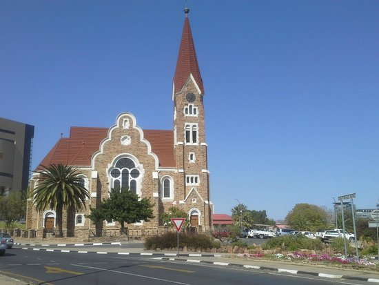 National Museum of Namibia: Old church in Windhoek