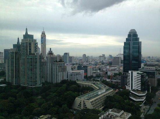 Sivatel Bangkok: View