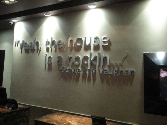 Hard Rock Hotel Panama Megapolis: cartel
