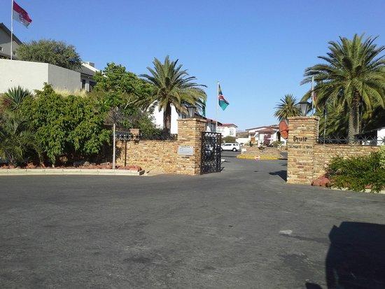 National Museum of Namibia: Thufe Hotel